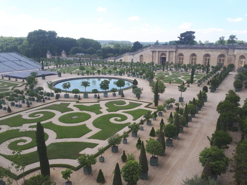 Orangery Parterre